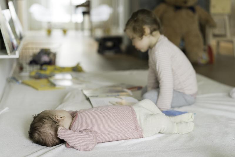 Kleinkind Und Baby Sieben Ideen Um Die Erste Zeit Zu Vereinfachen
