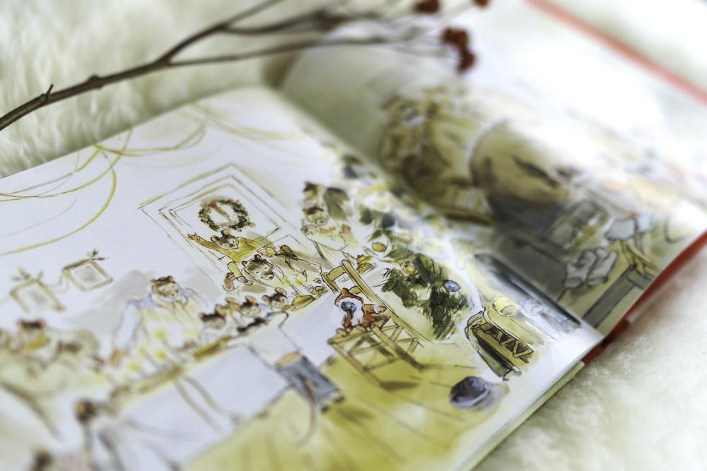 Weihnachtsbücher für Kinder, Ernest und Celestine