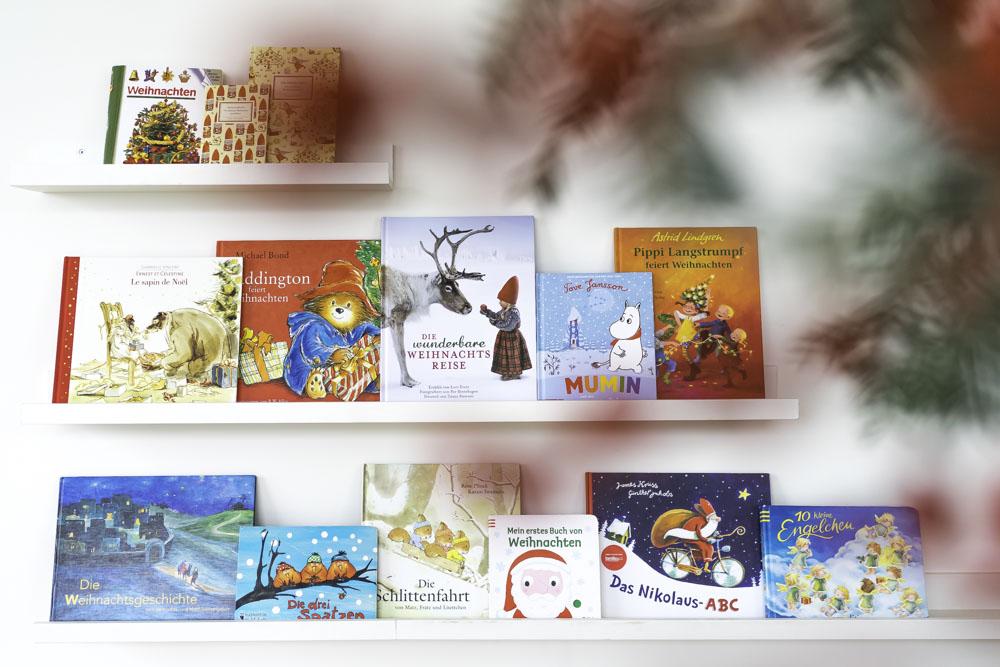 Kinderbücher über Weihnachten