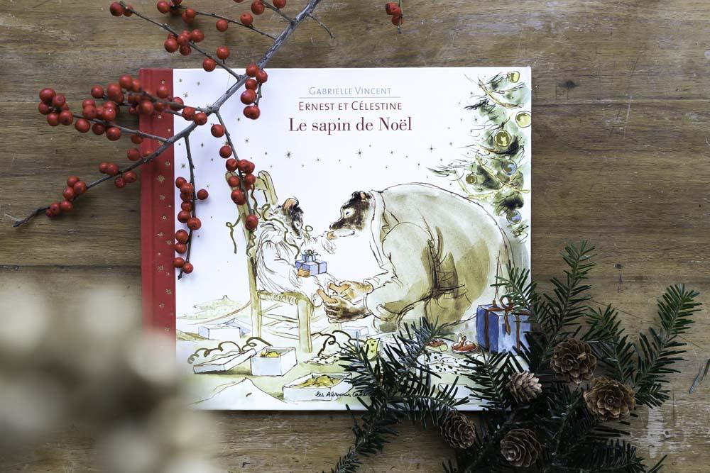Weihnachtsbücher Kinder, Ernest und Celestine