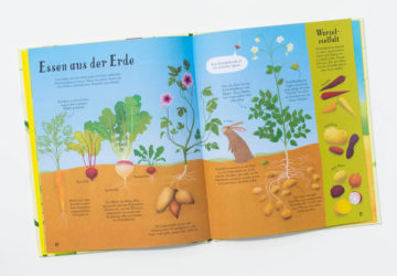 Sommer mit Mama Poule: Buchtipp für den Sommer: So wächst unser Essen! Vom Korn zum Mehl, von der Kakaobohne zur Schokolade Mehr zu diesem Bilderbuch für Kinder findest Du auf meinem Blog: www.chezmamapoule.com