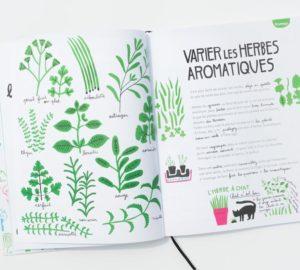 """Sommer mit Mama Poule: Buchtipp für den Sommer """"Le grand livre de jardinage des enfants"""" von Caroline Pellissier Mehr dazu auf dem Blog: www.chezmamapoule.com"""