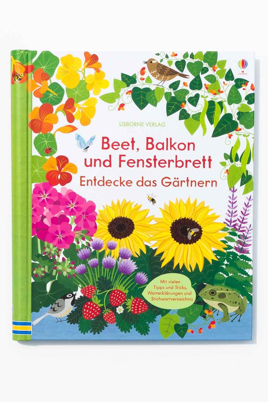 """Sommer mit Mama Poule: Buchtipp für den Sommer """"Beet, Balkon und Fensterbrett: Entdecke das Gärtnern"""" von Emily Bone Mehr dazu auf dem Blog: www.chezmamapoule.com"""
