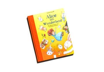 Alice im Wunderland von Lewis Caroll. Bücher über starke Mädchen. Bilderbücher ohne Sexismus und Genderismus. Kinderbücher mit Feminismus und Gleichstellung. Blick ins Buch auf: www.chezmamapoule.com