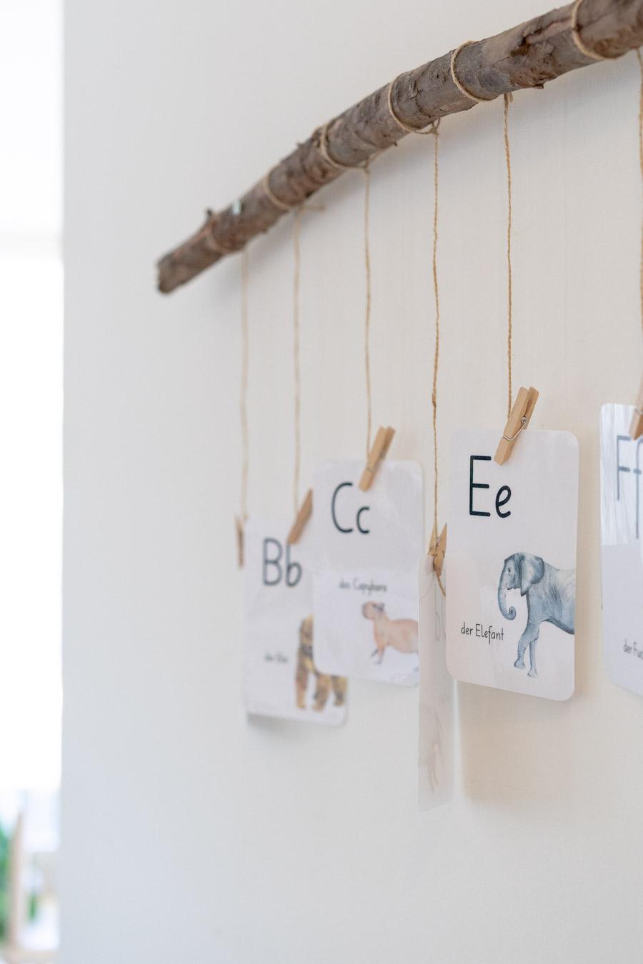 E wie Elefant: Eine Idee für die Sprachentwicklung