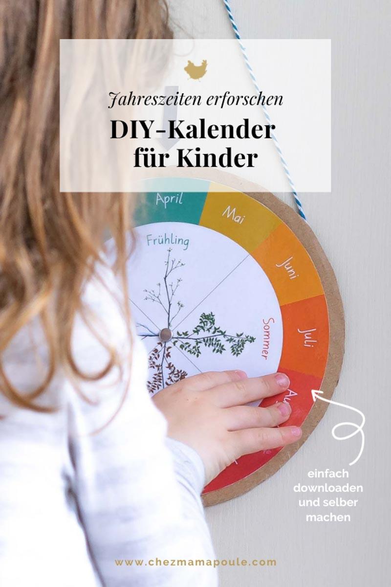 DIY-Jahreskreis nach Montessori: Einfach selber machen