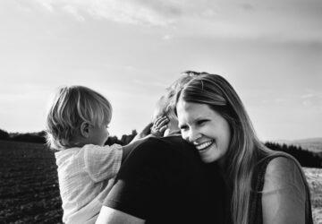 Gleichberechtigung und glückliche Hausfrau